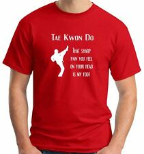 T-Shirt Sport TAM0175 That sharp pain your feel on your head is my foot