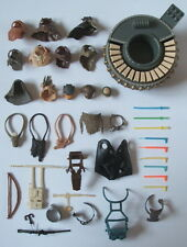 Vintage Star Wars Figure Hoods and Accessorys  - 100% Original - Choose Your Own