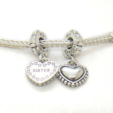 New Authentic Genuine S925  MY SPECIAL SISTER  DANGLE CHARM