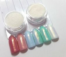 NailArt MERMAID EFFECT MEERJUNGFRAU Pigment Glitter 3ml Trend2015 magic Glimmer