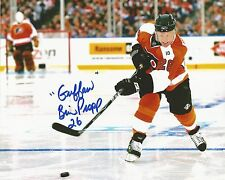 Philadelphia Flyers Brian Propp Winter Classic Autographed Signed Photo JSA PSA