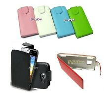 Flip Up Synthetic Leather Case Cover/ Pouch for SAMSUNG Many Different Model
