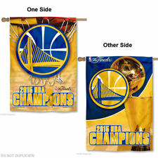 Golden State Warriors NBA Champions House Flag