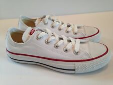 Converse Unisex Chuck Taylor All Star M7652 White Low Top Ox Canvas Sneakers