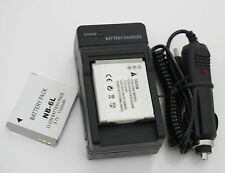 Battery / Charger Kits For Canon PowerShot SX610 HS and SX710 HS Digital Camera