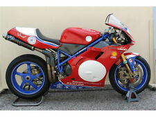 Ducati 996 SPS SPR RACING SUPERBIKE O MILES COMING FROM DUCATI CORSE RACING
