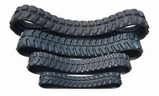 Pair of Rubber Tracks Suitable for a Case CK50 Digger Excavator 400x72.5x74W