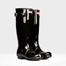 Hunter Boots Original Tall Rainboots Glossy Assorted Colors & Sizes NEW IN BOX!