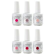 Harmony Gelish - Soak Off Gel Polish - Shimmer, Glitters, Sparkles Colors