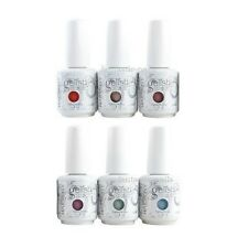Harmony Gelish - Soak Off Gel Polish- 2014 Summer Colors Of Paradise- 15ml Each