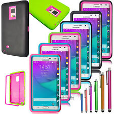 PC Shockproof Dirt Dust Proof Hard Cover Case For SAMSUNG GALAXY Note Edge N915