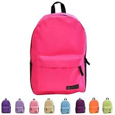 2015 HOT Fashion Women Girl Schoolbag Shoulder Hiking BAG Canvas Simple Backpack