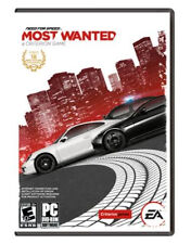 BRAND NEW FACTORY SEALED NEED FOR SPEED MOST WANTED LIMITED EDITION (PC WINDOWS)