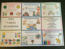 A4 POSTERS childminding/early years  pick your own FREE POST