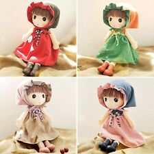 Cute Girl Doll child Doll Large Plush Toy Creative Birthday Gift Well Home Decor