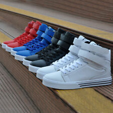 New Fashion Men's Casual Shoes Sneakers Shoes High Top Sports Running Shoes
