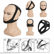 Anti Snore Belt Stop Snoring Sleep Apnea Night Aid : Chin Strap snore