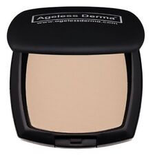 Ageless Derma Pressed Mineral Foundation With Vitamins & Green Tea, No Paraben