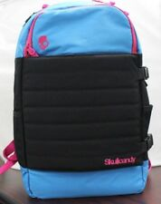 Skullcandy Backpack Frequency Audio Cyan SKDY1153 Brand New With Tags