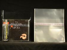 Double Wide CD Resealable Old style 2CD Jewel Case TOP JPN SoundSourceCD 50 pcs