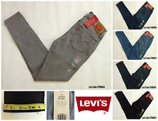 Levi 710 Super Skinny Womens Jeans,Brand New Design,5 Shades Available