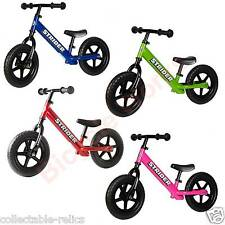 "Strider Classic Balance Bike 12"" Childrens Childs BMX Kids Training Bicycle 2016"