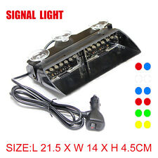 All Colour Available Car Truck Emergency Strobe Flash Signal Light Supper Bright