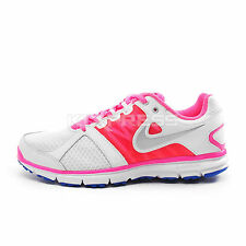 Nike WMNS Lunar Forever 2 [554895-100] Running White/Silver-Pink-Blue
