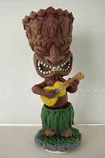 Dashboard Doll Tiki 50s Rockabilly Hawaii Kustom Kulture Ukulele Hula Bobble