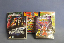 Power Rangers Dvd De Varias Series Dinothunder Spd Mystic Force Elegir 1