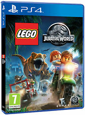LEGO Jurassic World - PS4 PlayStation Park Game  BRAND NEW SEALED GENUINE UK PAL