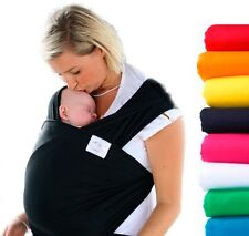 TOP QUALITY Baby Sling Stretchy Wrap Carrier Baby Backpack Cotton Birth Gift