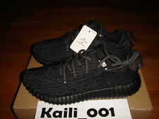 Adidas Yeezy Boost 350 Low Black 750 Turtle AQ2659 Originals Kanye Grey B