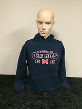 Ole Miss Rebels Propert of Ole Miss Team Apparel Navy Pullover Youth Hoodie