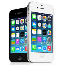"""Apple iPhone 4S 16GB """"GSM Unlocked"""" Black and White Smartphone"""
