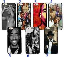 Tupac Shakur Collage Hard Case Cover For iphone 6 ,Samsung S4,S5,S6