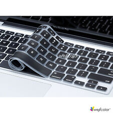 Thin Silicone Keyboard Cover Skin for Apple Mac Book Air 13' Retail Package