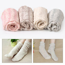 Women female Girls Fashion Cute Japanese Summer Loose Slouch  High Ankle Socks