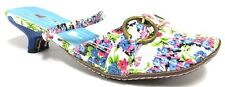 NEW LOVE BILLY Womens Kitten Heel Blue Pink White Ladies Shoes size Mozambique