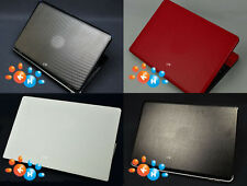 New KH Special Laptop carbon leather skin cover for Dell Inspiron 13-7000 7348