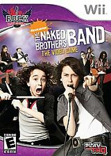 Wii Naked Brothers Band