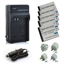 Battery / Charger DMW-BCK7E for Panasonic Lumix DMC-SZ1 DMC-SZ02 DMC-SZ5 DMC-SZ7