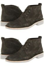 JOHN VARVATOS Suede Mens Boot Shoe! Reg$238 Sale$169