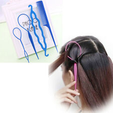 Multi Fun Ctional Hair Disc Band Dressing Tool Comb Funny Beautiful Hair Style