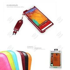 Luxury Good Quality Leather Case Pouch Cover For Samsung Galaxy Note 3 III N9006