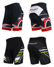 Men's Cycling Riding 3D GEL Padded Shorts Bicycle Wear Bike Lycra Tights M-XXL