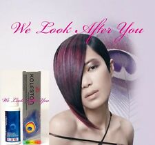 Wella Koleston Perfect SPECIAL MIX Permanent Hair Colour + DEVELOPER + GLOVES