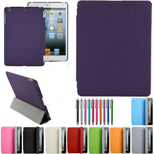 Magnetic Flip Leather Smart Stand Cover Case For Apple iPad Air 4 3 2 Mini 1 2 3