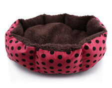 New Soft Fleece Warm Dog Cat Kitten Puppy Pet Bed Cushion Small Mat Basket House