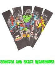 "MADD GEAR Scooter MGP MARVEL Shock Tape 4""W"